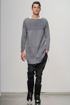 Siki Im Fall 2014 Menswear Collection Slideshow on Style.com