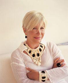 Anna Fendi...(born in Rome, 23 March 1933) is an Italian fashion designer
