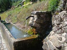 Arlempdes (Haute-Loire) Beaux Villages, Rhone, Garden Bridge, Outdoor Structures, France, World, Water, Alps, Auvergne