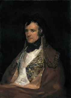 """""""Pedro Mocarte""""  Francisco de Goya y Lucientes"""