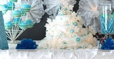 Let It Snow! A Frozen-Inspired 5th Birthday Party