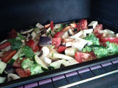 Fall Foods: Roasted Veggies Recipe + Fitness: Circuit Training | womensdietnetwork