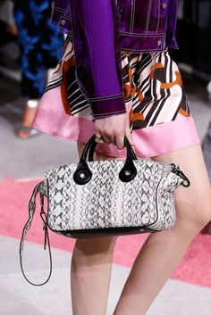 The best designer bags and bags trends from the Spring/Summer 2017 fashion collections so far
