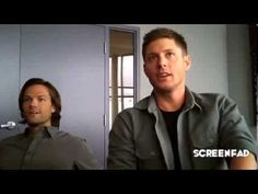 {VIDEO] Supernatural on set video, October 8, 2013 #gorgeousness #repinning in case anybody missed it!