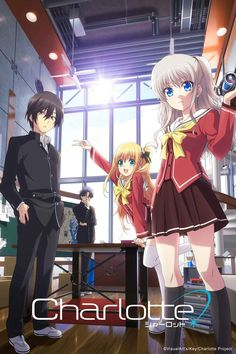 "Crunchyroll - Crunchyroll Adds ""Wagnaria!!3,"" ""Charlotte,"" and ""Classroom☆Crisis"" to Summer 2015 Lineup"