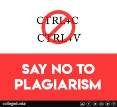 Plagiarism, don't copy and paste, content, writer
