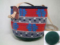 Small Basic Kiondo w/ Single Strap | Tembo Trading Company Store