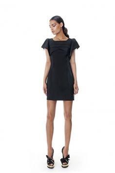 Gail Sorronda, Horizon Dress, Lightweight Wool | Silk Lining, Made in Australia