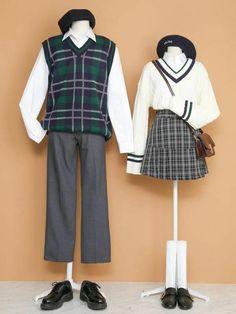 Want these korean fashion ideas 1720971111 Korean Girl Fashion, Ulzzang Fashion, Cute Fashion, Fashion Outfits, Fashion Couple, Fashion Ideas, Matching Couple Outfits, Mode Chic, Korean Outfits