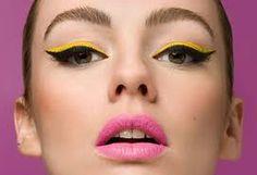 """delineado de ojos """"yellow"""""""