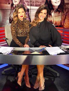 Pamela Silva & Barbara Bermudo