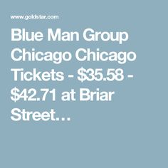 Blue Man Group has offered a sitewide coupon (good for all transactions) for 30 of the last 30 days. The best coupon we've seen for pleastokealpa.ml was in May of and was for $15 off. Total Offers.