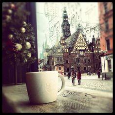 my beautiful Wroclaw <3