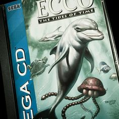 On instagram by matthewboone85 #gamegear #microhobbit (o) http://ift.tt/1Sr15NS Vistas  #eccothedolphin #ecco #thetidesoftime #sega #segacd #megacd #novotradeinternational #genesis #segagenesis #megadrive  #virtualconsole #wii #nintendo #steam #pc  #1994 #bottlenosedolphin #dolphin #mastersystem #segamastersystem #videogames #collection #retrogaming