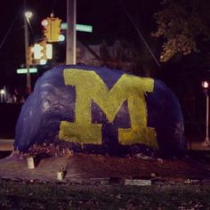 Have you painted the rock? Now's the time!