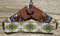 Hand Loomed Japanese seed & Czech Glass Bead by Adornments925