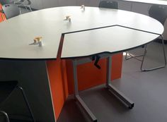 #Trespa #TopLab Base Material Used In #educational Facilities To Sustain  Heavy Usage And
