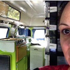 #FlashBackFriday  August 2015. My van has two levels of light; too bright and too dark. My ceiling bounces light all over the place or the reflectix. I love it either way. #vangrrrl #vanlife#campervan #homeiswhereyouparkit