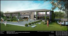 ARCHITECTURE-Medicalpark Hotel & Riverside Spa | Andrzej Ludew | Archinect
