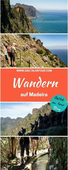 Reisekosten für eine organisierte Wanderreise nach Madeira. Kostenaufstellung für Hotel, Wanderprogramm mit Wanderführer und Flug