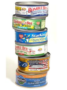 In the Aisle: Canned Tuna