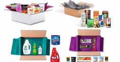 Amazon Prime: 6 Sample Boxes and FREE Credit Details - http://couponsdowork.com/amazon-deals/amazon-prime-7-sample-boxes-deal/