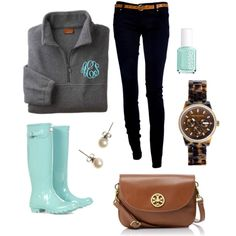 chilly, created by seasidepreppy on Polyvore