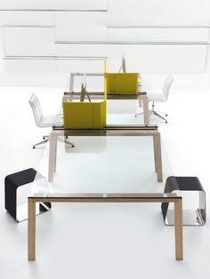 Wgs by Gallotti & Radice #office #glass @Gallotti&Radice