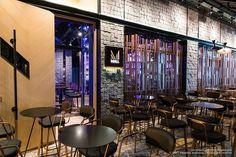 "Bar &Coffee House ""MALL"" Veria Greece ,by Dimitris Koukoudis Architect Mall, Conference Room, Coffee, House, Inspiration, Furniture, Greece, Home Decor, Kaffee"
