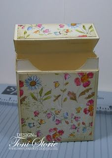 Bunches of Beautiful Boxes with Toni Noggle Storie -Project ideas using your Scor-Pal