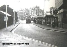 Old London, West London, Shepherds Bush, Fulham, Buses, Old Photos, Over The Years, Street View, Memories