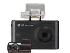 LG Dash Cam, 2 Channel Front & Rear High-Res Dashboard Cameras, Mini…