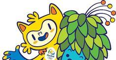 Você lembra o nome dos mascotes de todas as Olimpíadas?