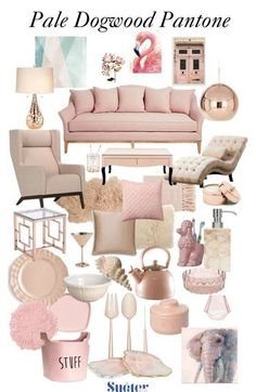 Pretty in (subtle) pink