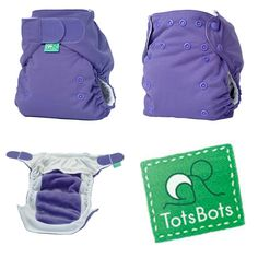 Tots Bots EasyFit Nappy - Purple www.darlingsdownunder.com.au/main.php?mod=Shop=Index=295= Modern Cloth Nappies, Index, Php, Swimming, Backpacks, Purple, Fitness, Bags, Clothes