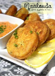 Maakouda galette de pommes de terre express