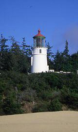Lighthouses on the Oregon Coast: Umpqua River Lighthouse