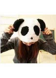 gorro cara de panda kawaii - Buscar con Google