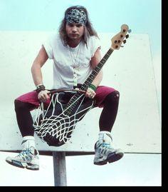 Jeff Ament in Mother Love Bone