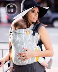 Be sure to add the perfect baby carrier! We have tons to choose from. ✨Link in bio✨ #shopsugarbabies #carrier #babycarrier #musthave #registry #tula #backpack #pregnant #pregnancy #expecting