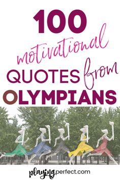Quotes by Olympians! If you are looking for some inspiring quotes, you'll love these 100 Olympic quotes by Olympians […] Best Inspirational Quotes, Motivational Quotes, Quotes To Live By, Life Quotes, Feminine Energy, Romantic Love, Yoga For Beginners, Olympians, How To Stay Motivated