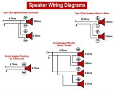 2x12 series speaker wiring product wiring diagrams u2022 rh havisproductions co Series Parallel Speaker Wiring Diagram Speaker Wiring Parallel or Series