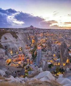 Cappadocia. Turchia