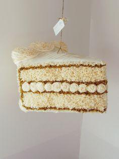 Piñatas~ Cake Slice Piñata