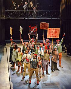 Much Ado About Musicals — The Barricade Boys of The Dallas Theater Center Dallas Theater, Romantic Music, French Revolution, Scenic Design, Dark Night, Percy Jackson, Costume Design, Doctor Who, My Little Pony