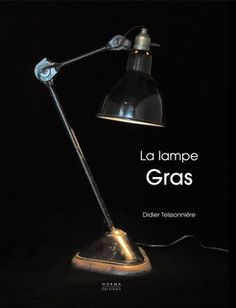 Interiors∙Art∙Design∙Vintage Collectibles∙All things handmade Desk Lamp, Table Lamp, Lampe Gras, I Love Lamp, Hardware, Le Corbusier, Lights, Chandeliers, Interior
