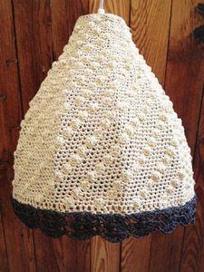 LAMPARA CROCHET PETIT, Lampara crochet