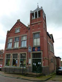 Hoofdstraat, Winsum, Groningen.