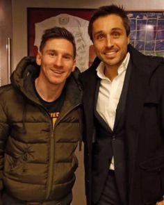 En la foto dos ases del deporte Messi y Bela. Vaya dos fenómenos!  #worldpadeltour #padelnuestro #padel #padeltime #instapadel #messi #belasteguin #bela