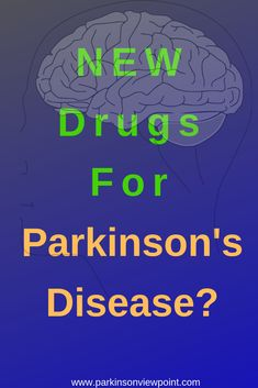 Here are the newly developed drugs for Parkinson's disease. These drugs aim to increase the level of dopamine in the brain so that the patient experience fewer symptoms. Parkinson's Disease, Disease Symptoms, Natural Treatments, Natural Remedies, Parkinsons Exercises, Parkinson's Dementia, Hiatus Hernia, P Words, Neurotransmitters